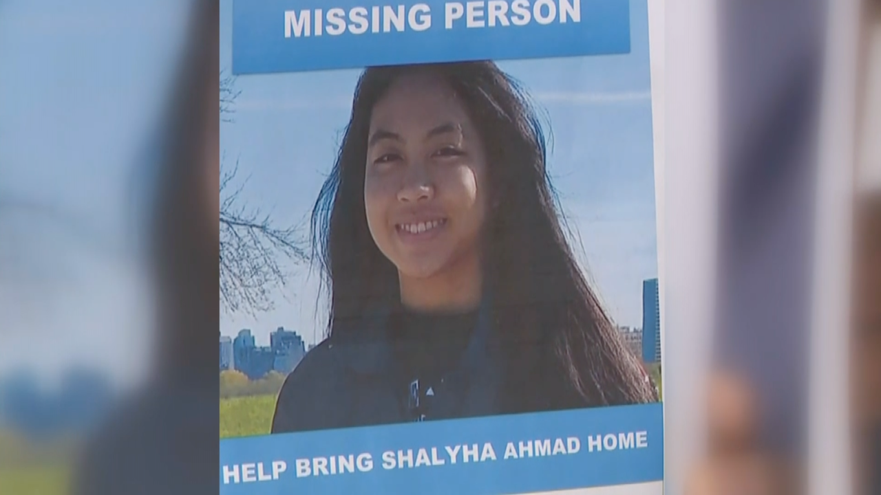 police missing chicago college student shalyha ahmad was never