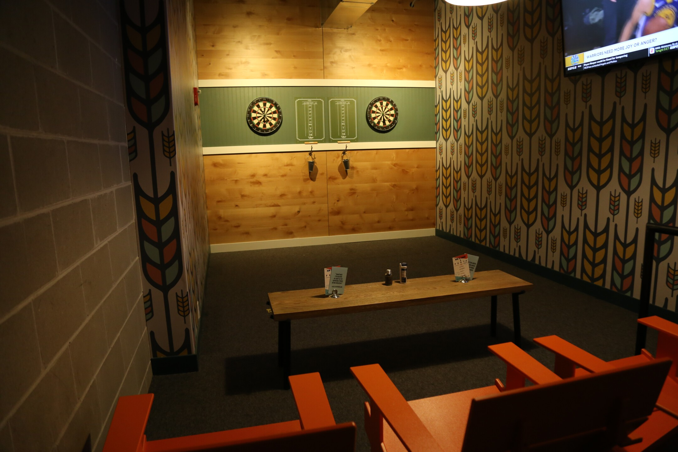 An inside look at Punch Bowl Social in the Milwaukee Bucks Entertainment District