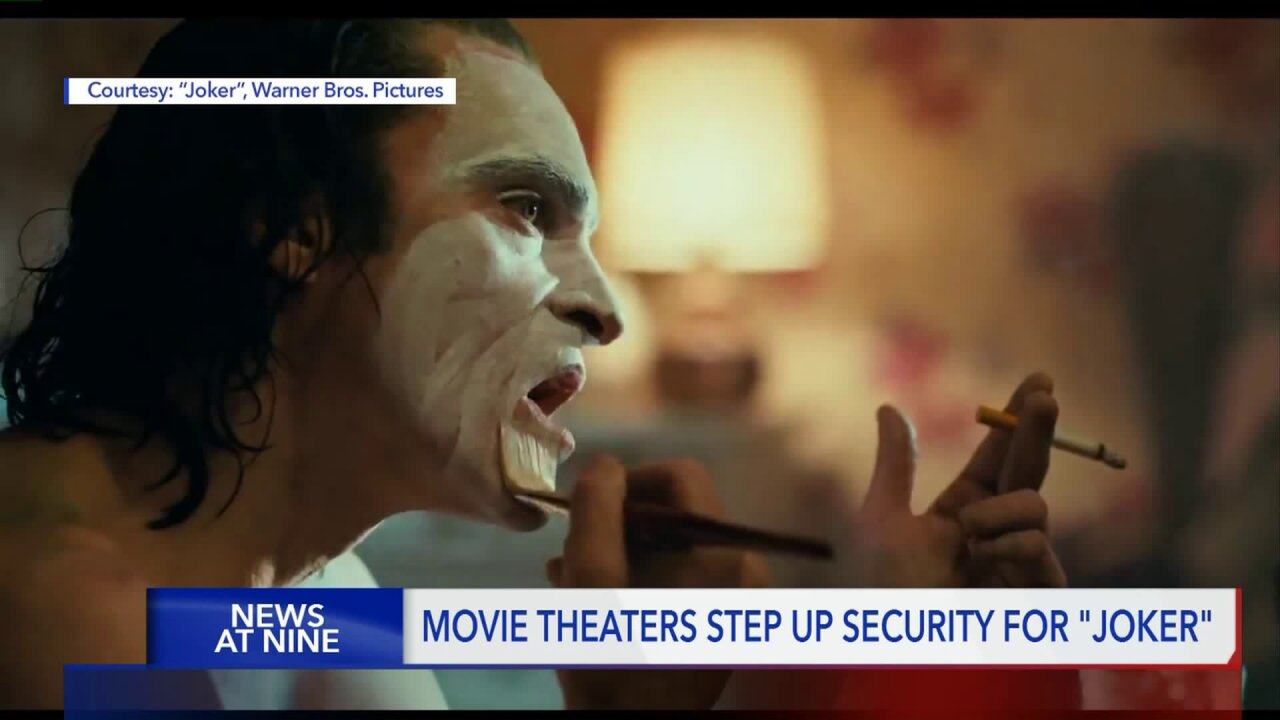New movie 'Joker' starting conversations on violence, mental illness
