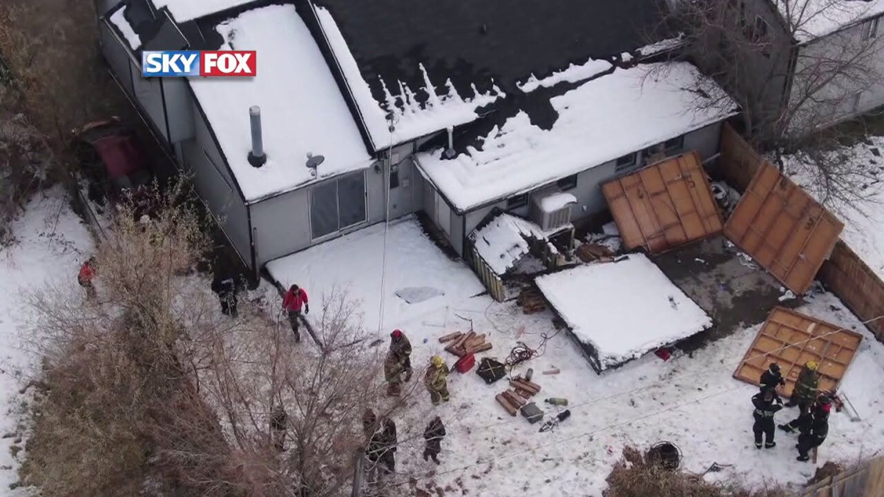 One dead after roof collapses in Taylorsville, another injured