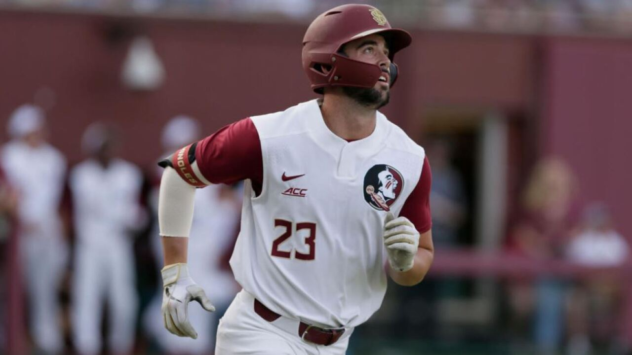 ⚾: Albert's 2 Homers Push Noles Past Redbirds