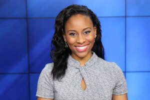 Taja Davis, KGUN 9 On Your Side News Reporter and weekend Anchor