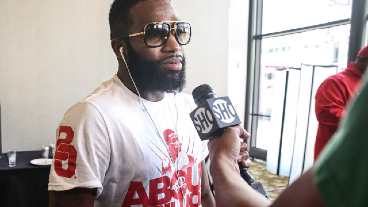 Broner beats Theophane -- but not legal troubles