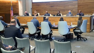 Board of Police Commissioners Meeting October 26 2021