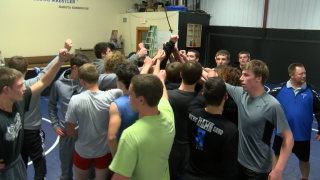 Townsend Wrestling: A family in an individual sport