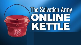 Ring the Red Kettle Bells