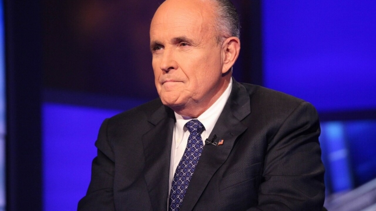 Rudy Giuliani: Radical Islamic terrorism didn't happen before 2008