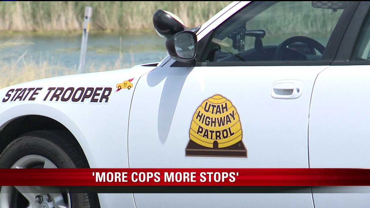 UHP to increase speed enforcement on I-15 in Lehi Monday