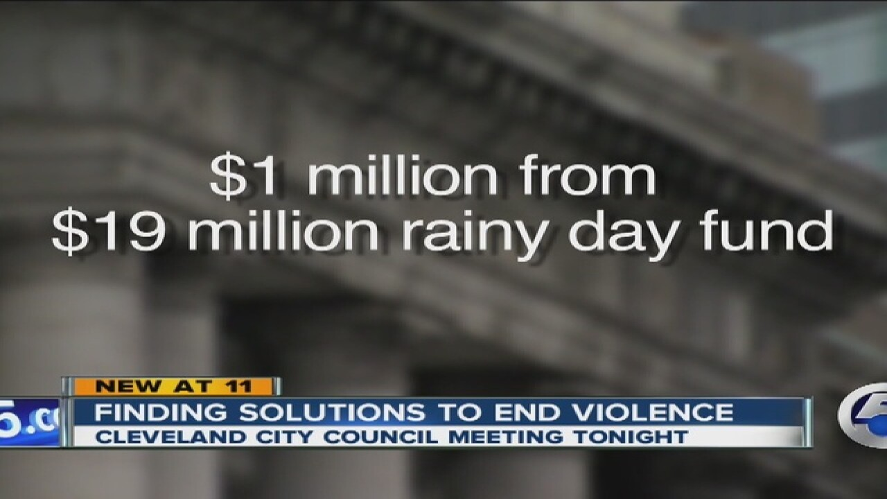 Will $1 million in police OT help curb violence?