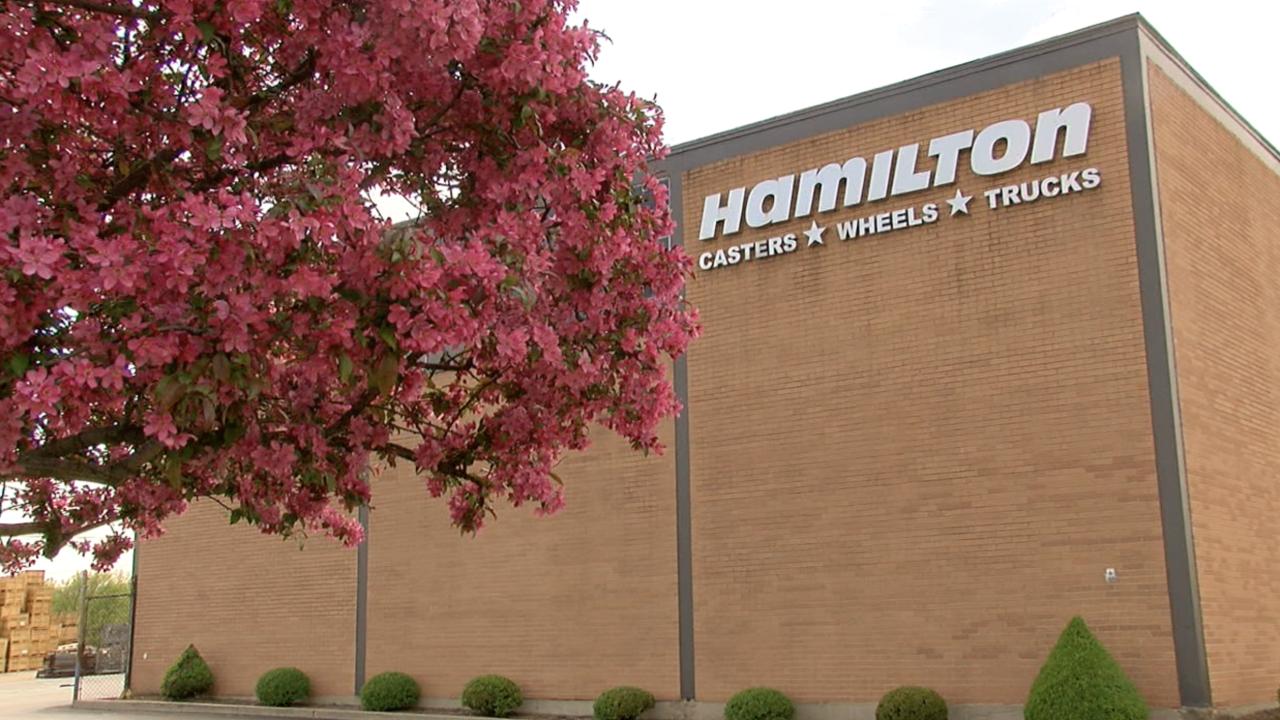 Hamilton Casters