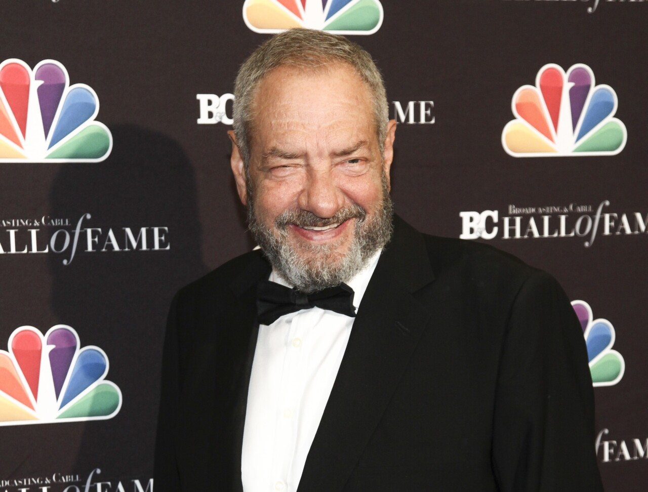 Dick Wolf, 'Law & Order' creator, in 2017