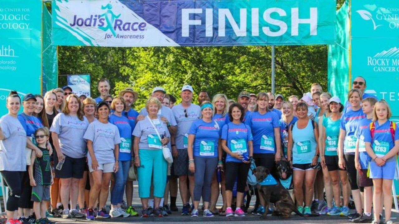 Jodi's Race for Awareness