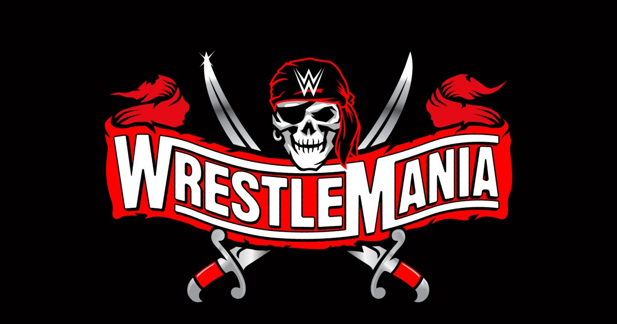Ettore 'Big E' Ewen auctions off Wrestlemania gear; proceeds go to Feeding Tampa Bay