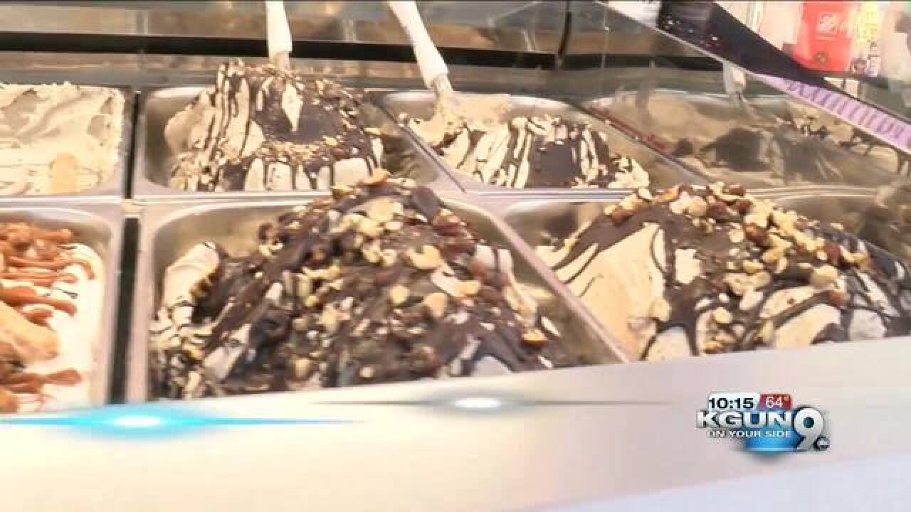 Gelato Fest coming to Tucson