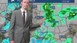 Ryan Dennis 5:30pm Evening Weather 5-7