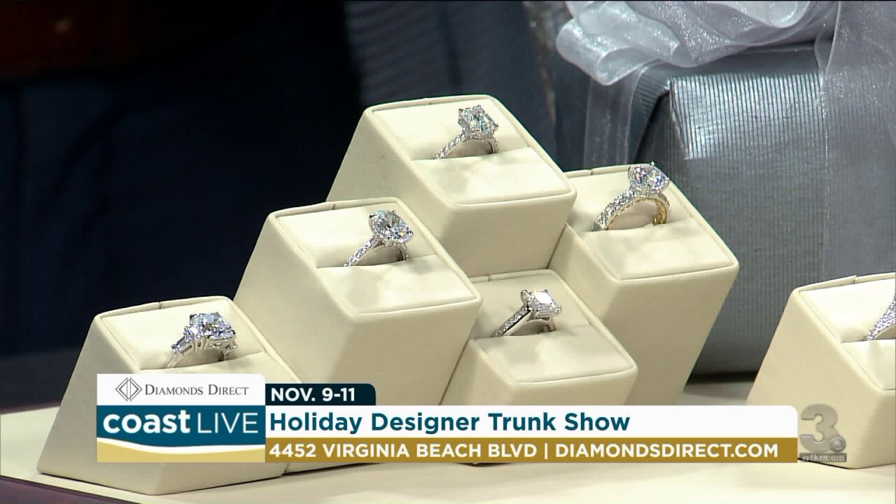 Designer styles to get a head start on the holidays on CoastLive