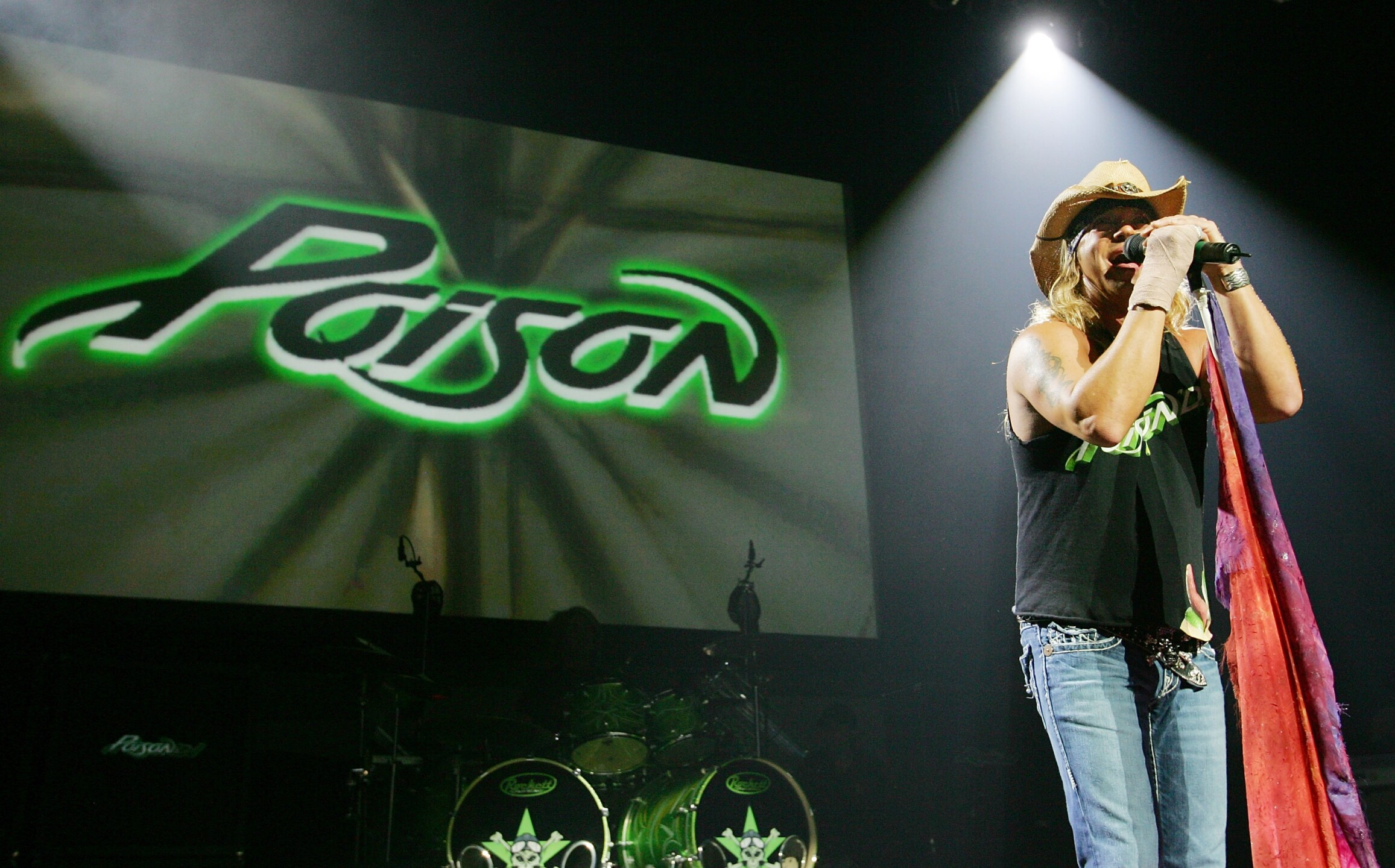 Poison And Ratt In Concert At The Palms In Las Vegas