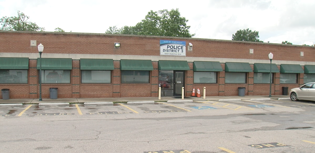 FOP President Dan Hils is unhappy with safety measures at District Five.