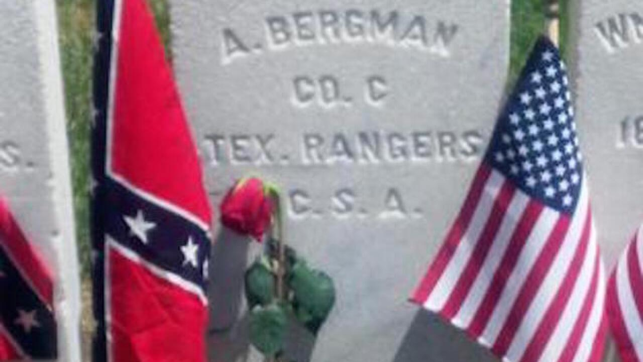 Headstone of Civil War soldier to be fixed after 154 years