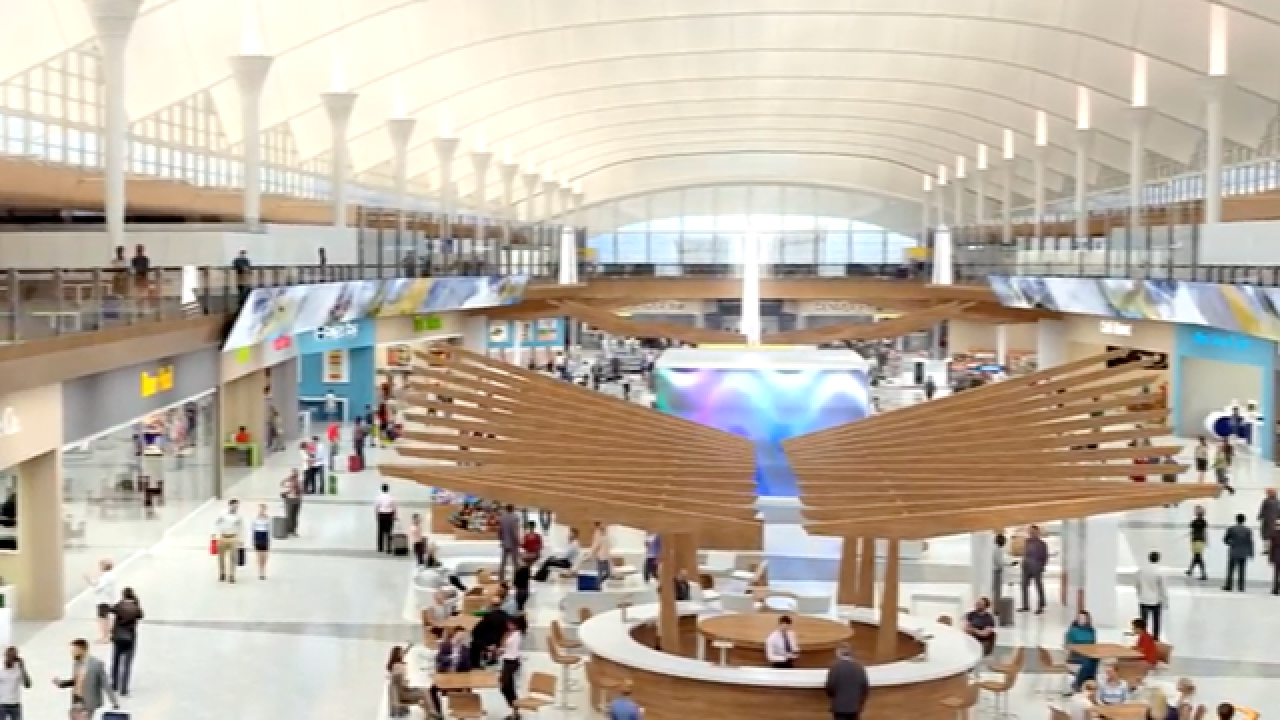 $1.8B contract to revamp Denver airport's 'Great Hall' approved by council