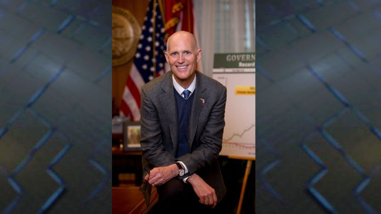 Rick Scott Announcement