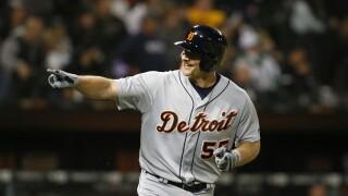John_Hicks_Detroit Tigers v Chicago White Sox - Game Two