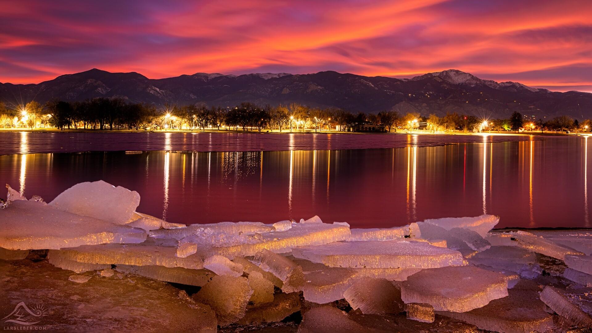 Prospect Lake Sunset Lars Leber Photography.jpg