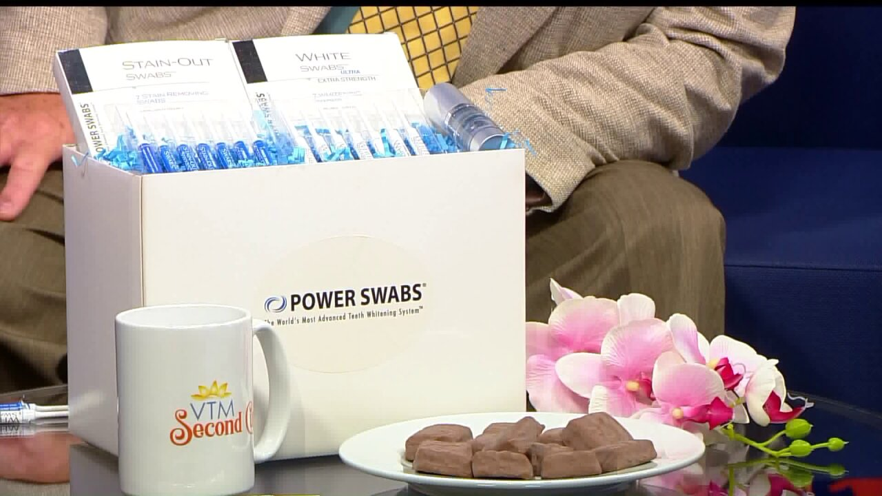 Power Swabs Advanced Teeth Whitening System