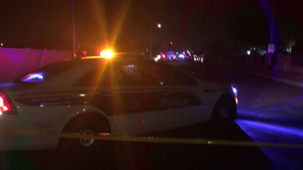 Phoenix officer involved in shooting near 35th Ave/Thomas Rd, injuries unknown