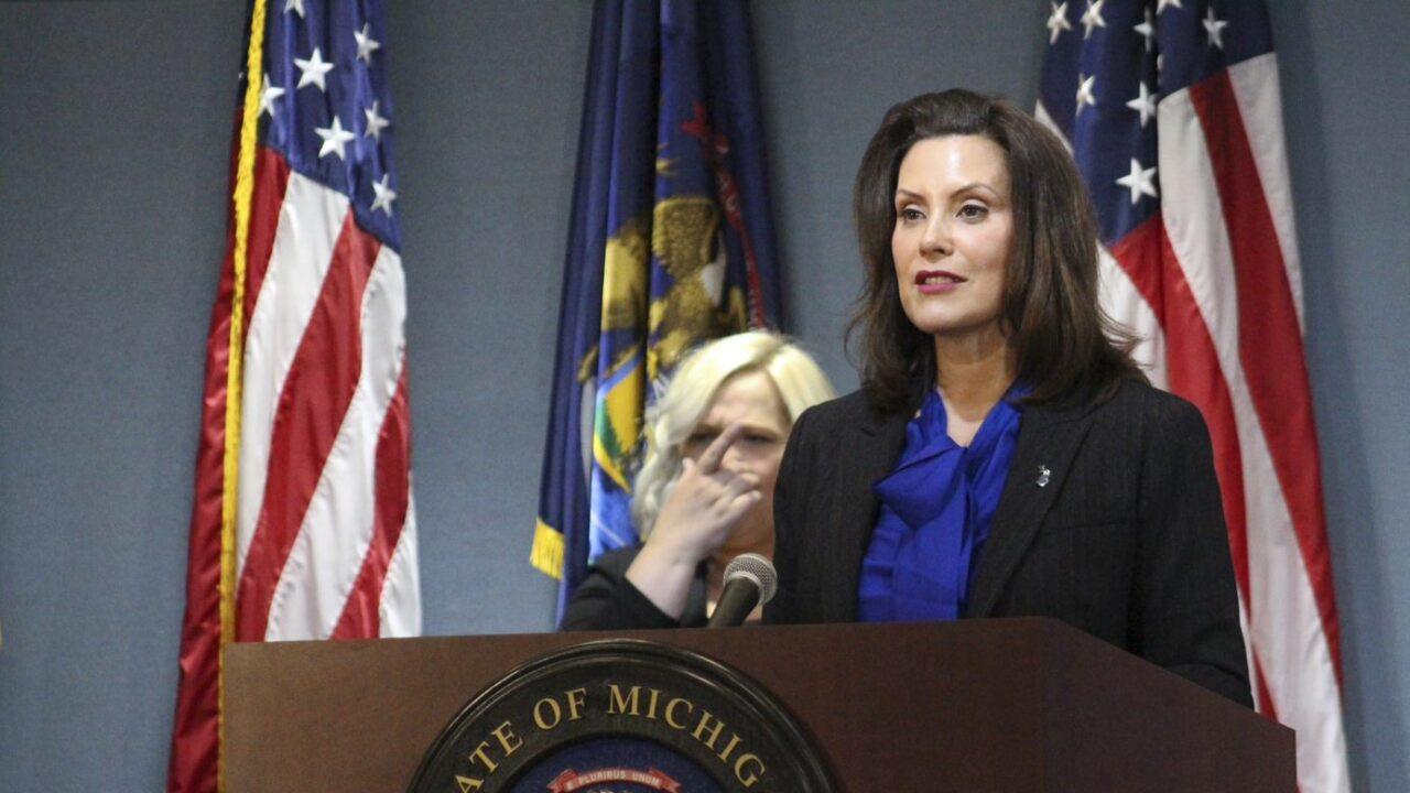 Governor Whitmer says there is evidence protests spread COVID-19