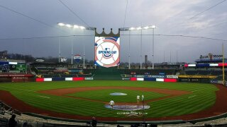 PHOTOS: Royals Opening Day in Kansas City