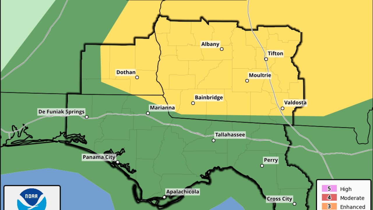 SPC Outlook Day 1 (05/23/2017)