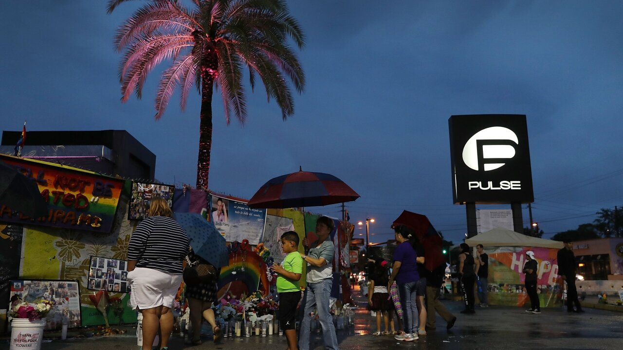 Florida lawmakers want to make the Pulse nightclub site a national memorial