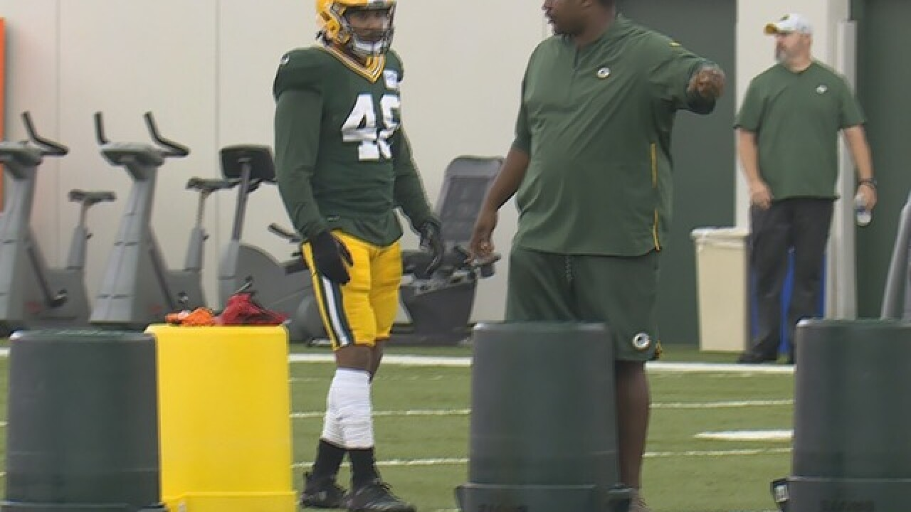 Morrison joins Packers, Davis and Mays return from injury