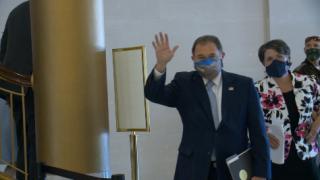Governor Gary Herbert Face mask