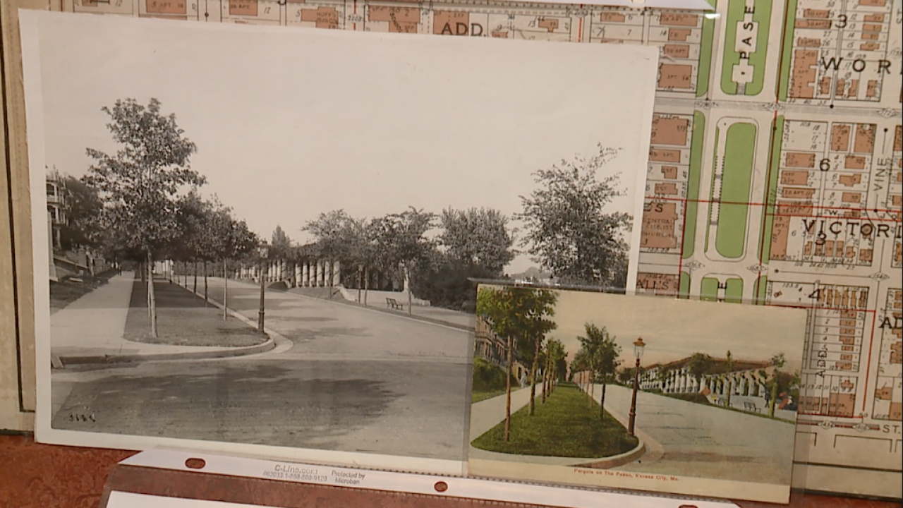 History of The Paseo