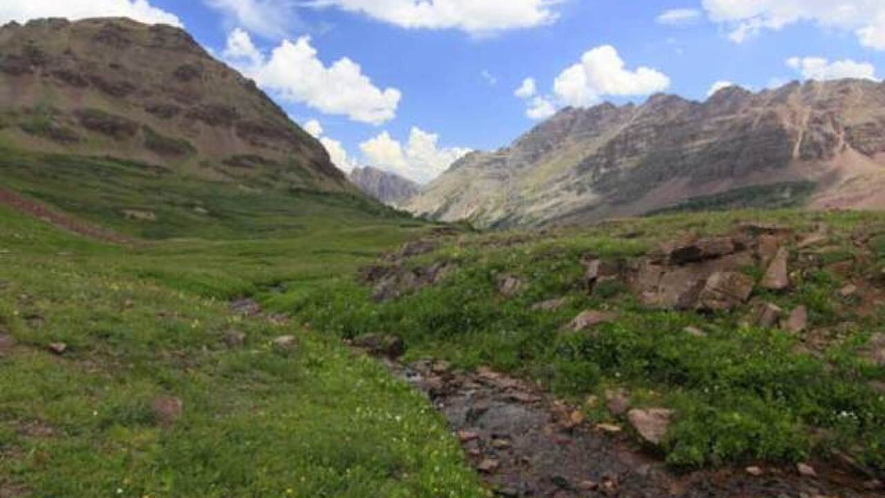 Ultra runner rescued from 4-pass loop near Aspen