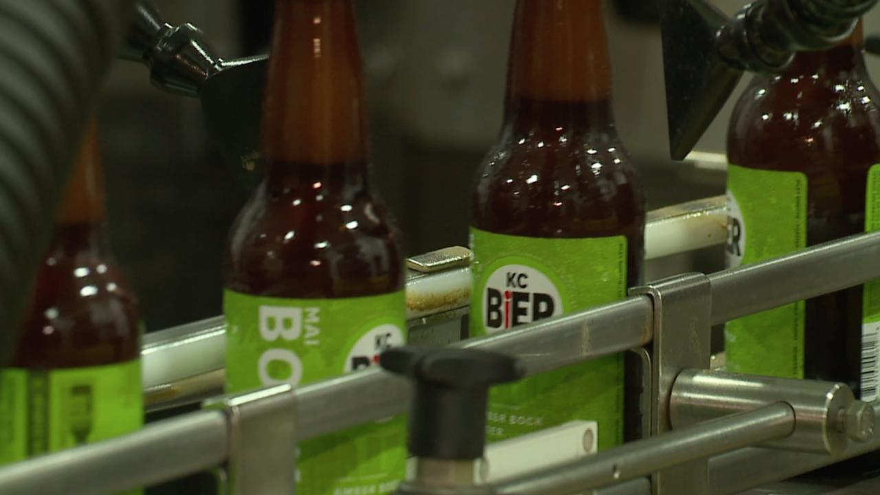 KC Bier Company Bottles
