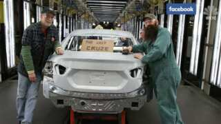 Ohio GM plant builds its last car