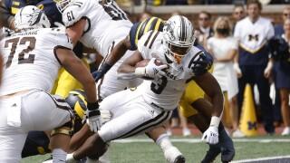 La'Darius Jefferson W Michigan Michigan Football