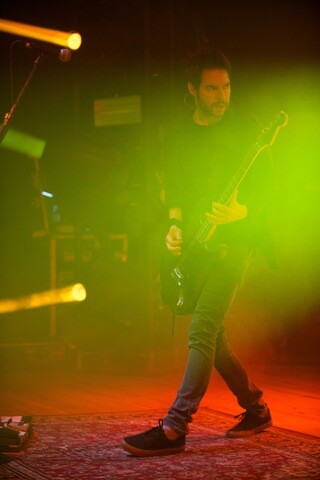 Chevelle blast away Boulder for a sold out show!