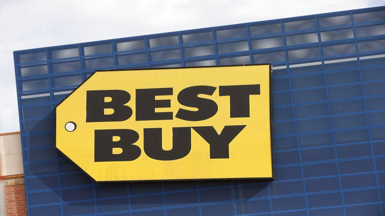 Best Buy is hiring seasonal employees starting at $15 an hour