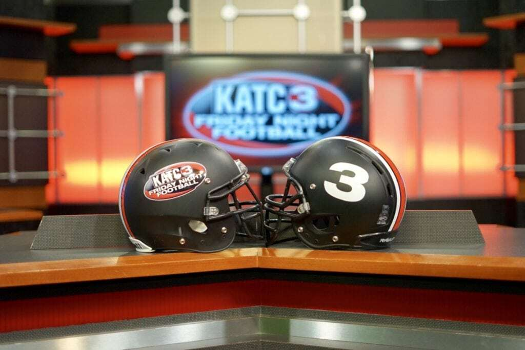 KATC's Friday Night Football: Week 1