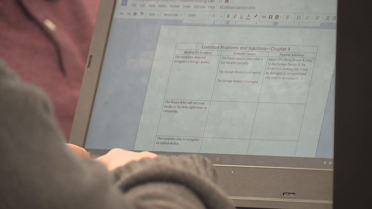 Minimum F gives students half credit regardless of work