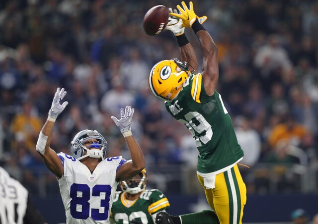 Safety Kentrell Brice to become free agent.