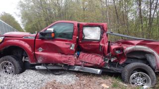 Ripley County train crash