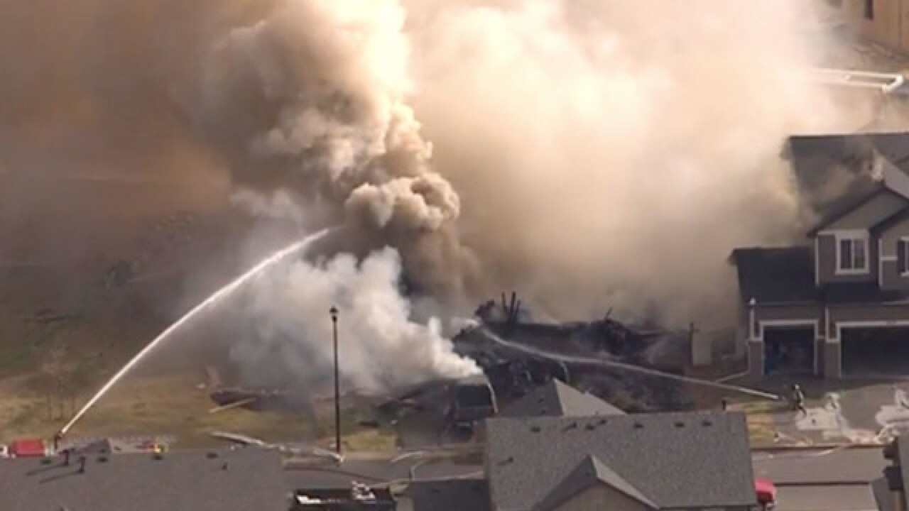 Weld County giving free explosive gas monitors to all residents after Firestone home explosion