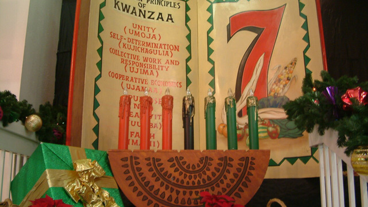 Kwanzaa celebration set for Dec. 27th in Bakersfield
