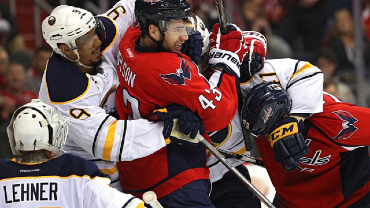 5 Observations:Sabres fall to Capitals 3-2 in OT