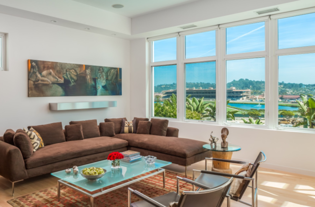 $5,995,000 Del Mar home has fairgrounds and ocean views
